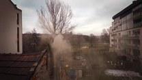 Smog - zanieczyszczone powietrze w polskich miastach