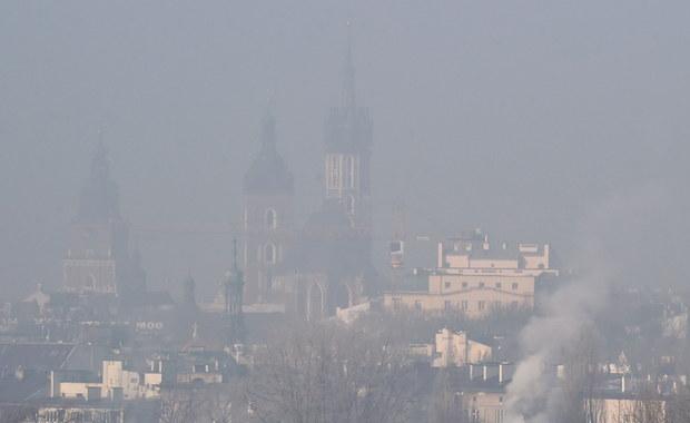 Smog znów dusi. W Krakowie darmowa komunikacja miejska