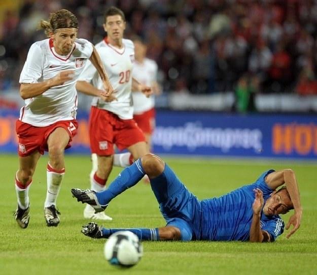 Smolarek to nie ostatni wielki transfer Polonii /AFP