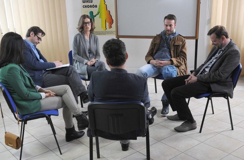 Smolny idzie na terapię /Agencja W. Impact