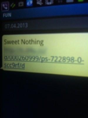 SMS od nieznanego nadawcy /materiały prasowe
