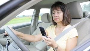 SMS-y w trakcie jazdy