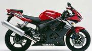 Smukła Yamaha YZF-R6