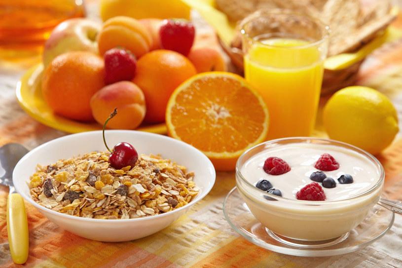 Śniadanie to najważniejszy posiłek dnia. /©123RF/PICSEL