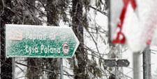 Śnieg w Tatrach utrudnia piesze wędrówki