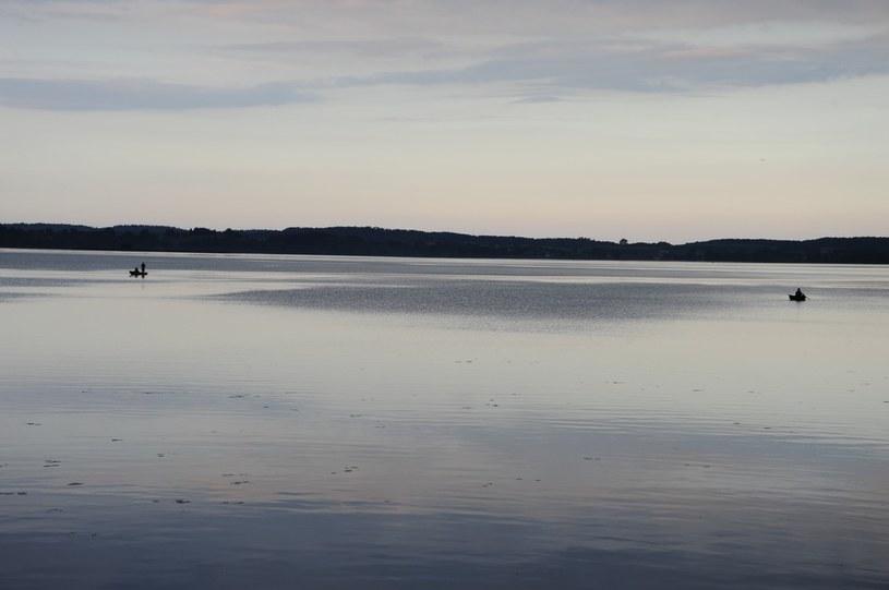 Śnięte ryby w jeziorze /Zenon Zyburtowicz /East News
