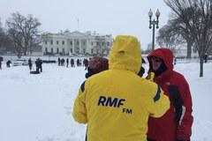 Śnieżyce paraliżują wschodnie wybrzeże Stanów Zjednoczonych!