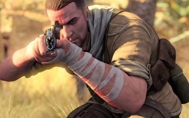 Sniper Elite 3 /materiały prasowe
