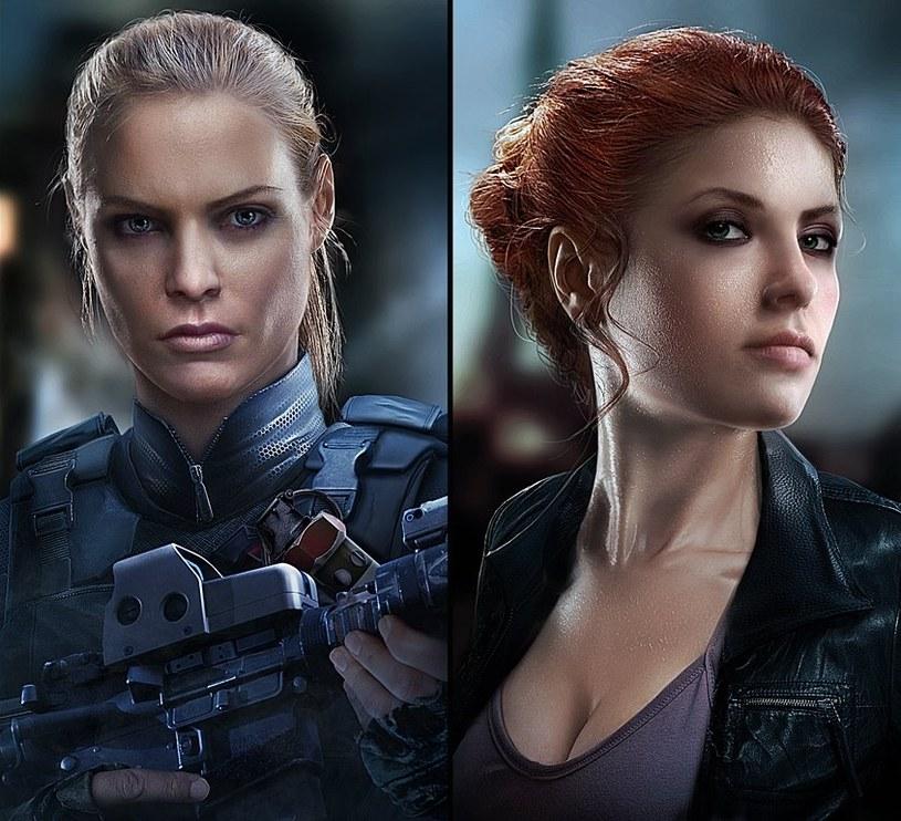Sniper: Ghost Warrior 3 - grafika prezentująca bohaterki gry - Lydię i Raquel /materiały prasowe