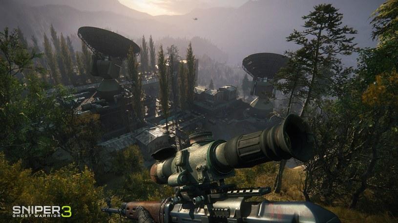 Sniper Ghost Warrior 3 /materiały prasowe