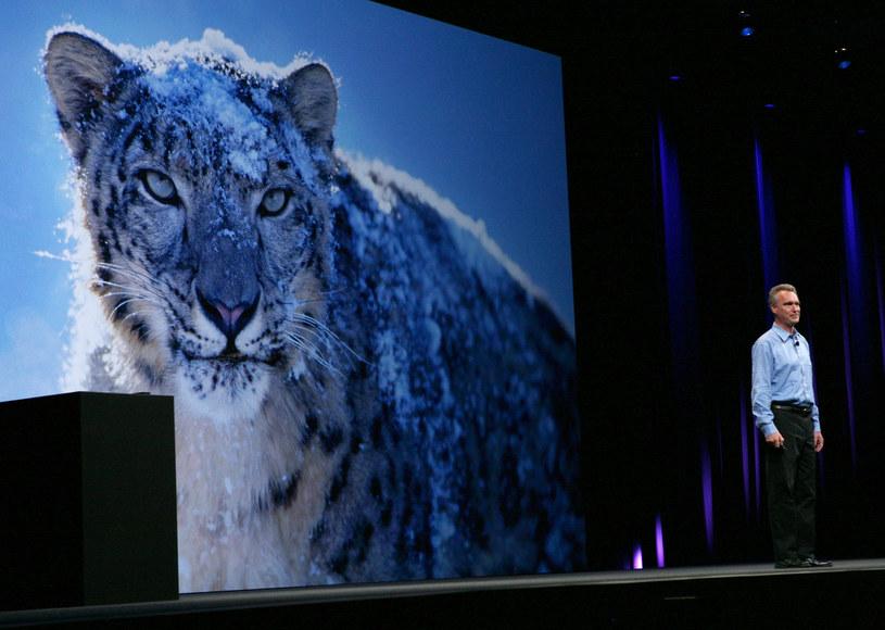 Snow Leopard zadebiutował kilka lat temu. Większość dokumentów udostępnionych przez Wikileaks dotyczy tematyki sprzed kilku lat /AFP