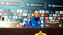 Sobolewski: Staraliśmy się odbudować zespół. Wideo