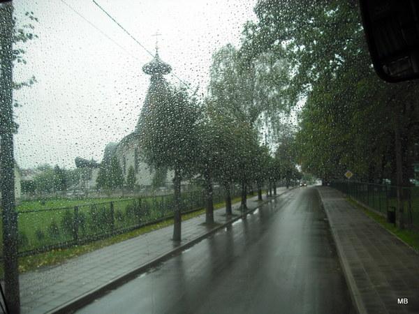 W drodze do Hajnówki