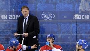 Soczi 2014. Hokej na lodzie: rezygnacja Aloisa Hadamczika