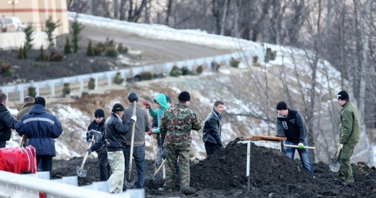 Soczi 2014: Przygotowania do igrzysk wciąż trwają