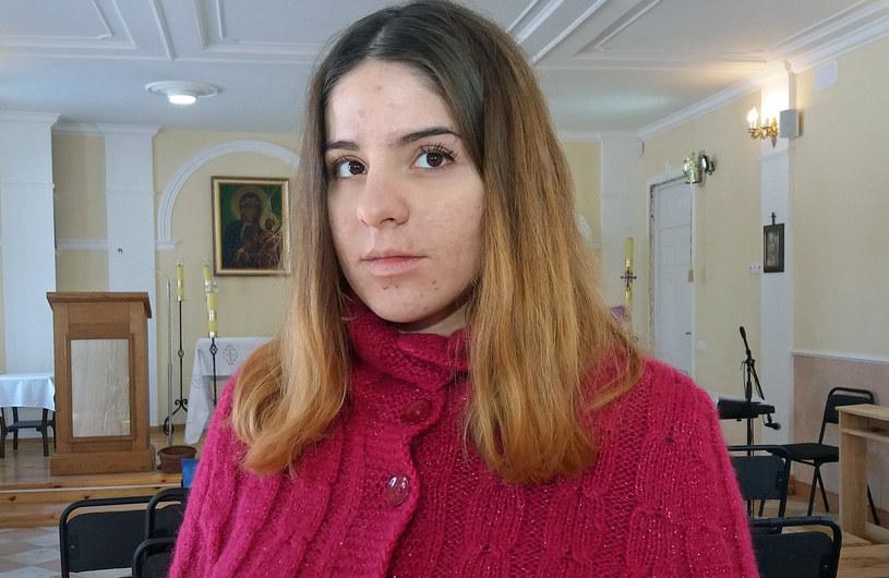 Sofia, lwowianka w Mariupolu /Marcin Ogdowski /INTERIA.PL