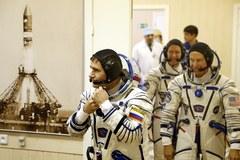 Sojuz z trójką astronautów wystartował na ISS