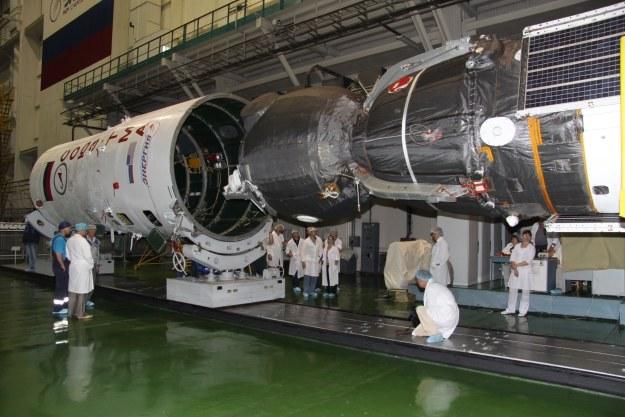 Sojuz /AFP