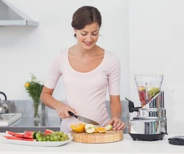 Soki na nudności w okresie ciąży