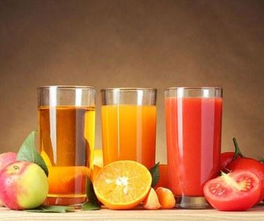 Soki ze świeżych owoców na wzmocnienie!