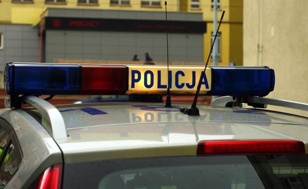 Sokołów Podlaski: 30-latek wyskoczył z pierwszego piętra komendy policji