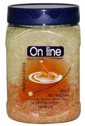 Sól do kąpieli mleczna kąpiel /materiały prasowe