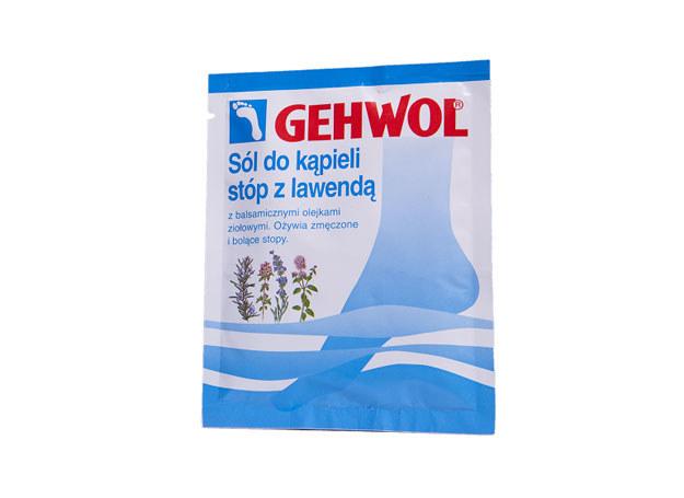 Sól do kąpieli stóp /materiały prasowe