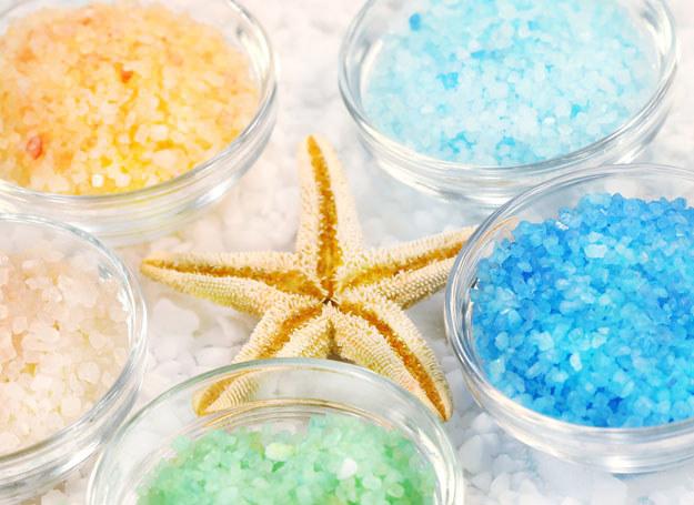 Sól morska może mieć wiele zapachów /© Panthermedia