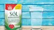 Sól o obniżonej zawartości sodu  –  słony smak zdrowia