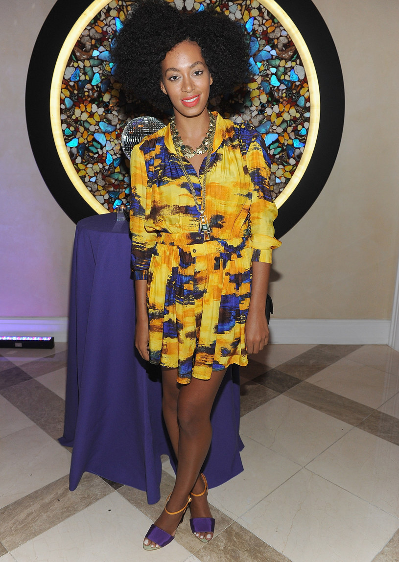 Solange Knowles /East News