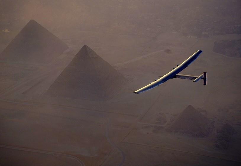 Solar Impulse 2 to samolot, który zasila tylko energia słoneczna /materiały prasowe