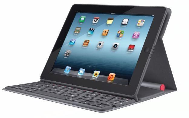 Solar Keyboard Folio - zdjęcie /Informacja prasowa