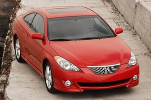 Solara - amerykańskie coupe Toyoty