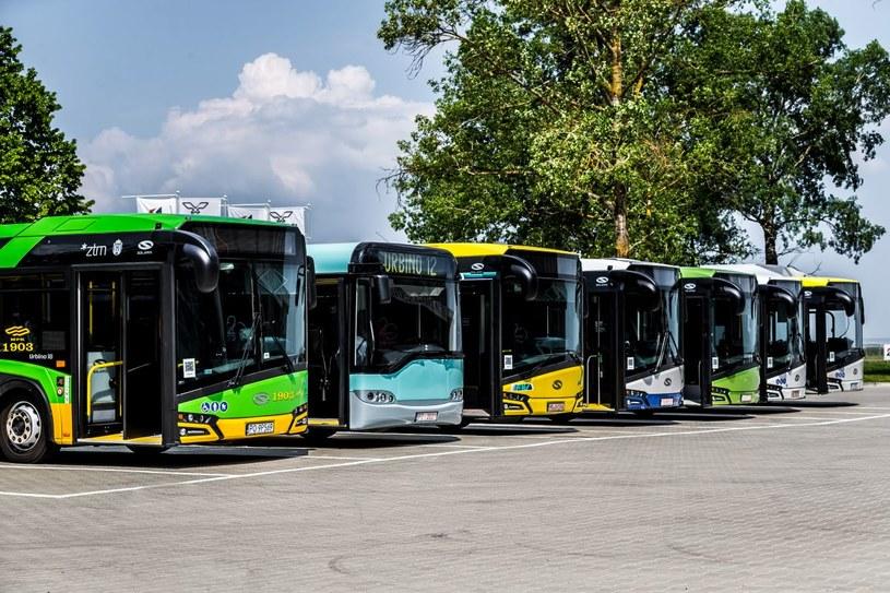 Solaris to największy polski producent autobusów /