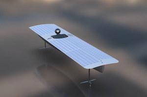Solarna łódź studentów AGH