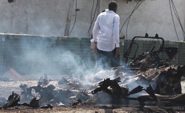 Somalia: Ponad 20 zabitych w podwójnym zamachu islamistów z Al-Szabab