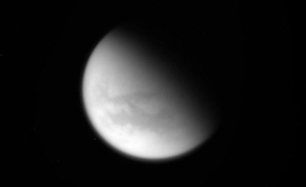 Sonda Cassini pożegnała się z Tytanem