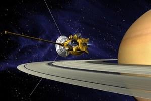 Sonda Cassini zakończyła swoją misję