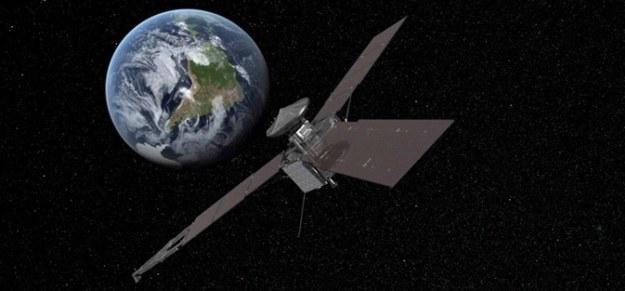 Sonda Juno przeleciała blisko Ziemi /NASA