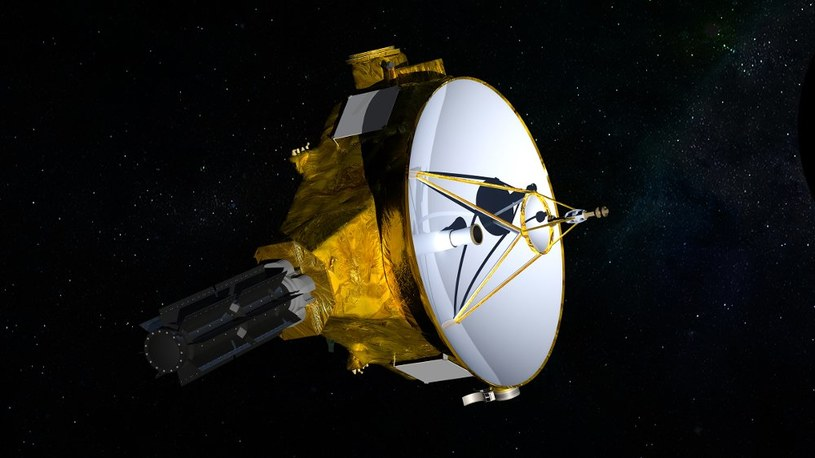 Sonda New Horizons /materiały prasowe