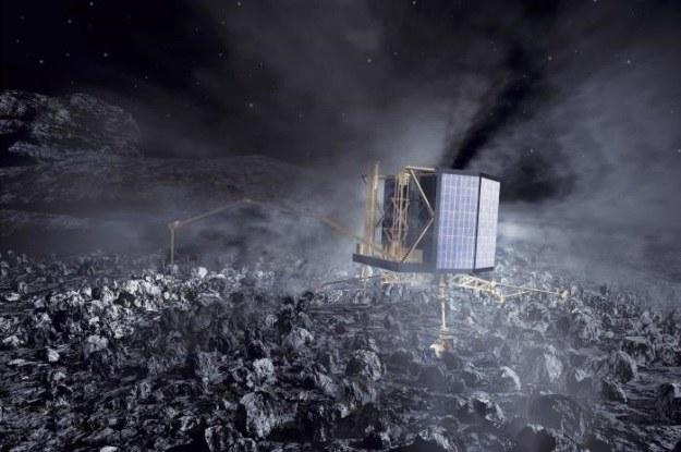 Sonda Rosetta wkrótce zostanie wybudzona z hibernacji /materiały prasowe