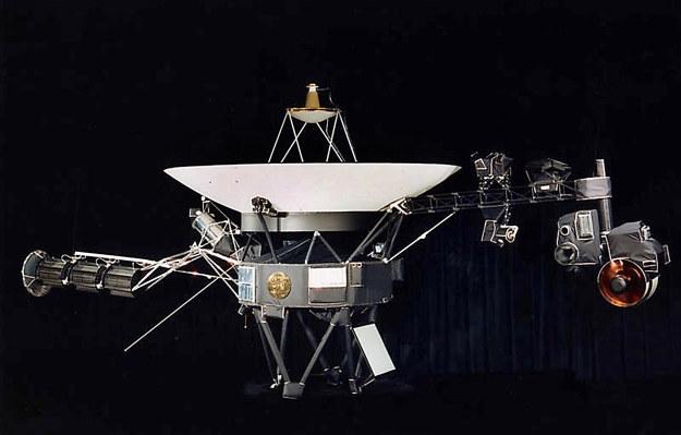 Sonda Voyager /AFP
