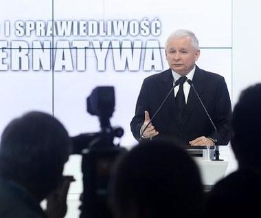 Sondaż TNS Polska: PiS znacząco wyprzedza PO