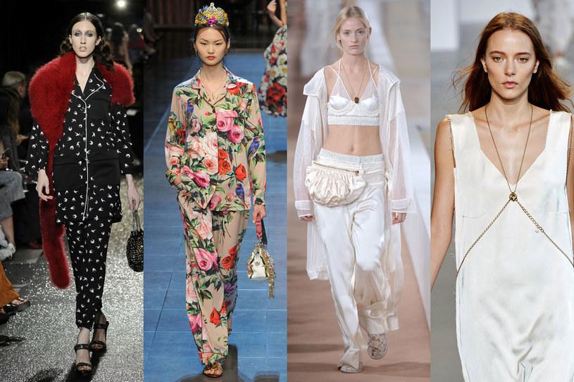 Sonia Rykiel/Dolce&Gabbana/Balenciaga/Calvin Klein /East News/ Zeppelin