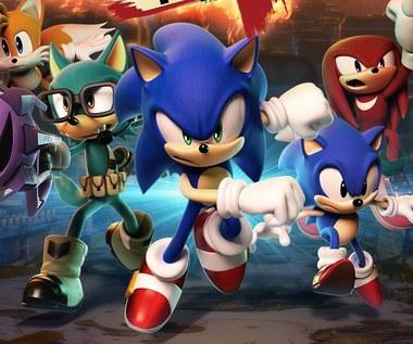 Sonic Forces zadebiutowało na rynku – z tej okazji zwiastun