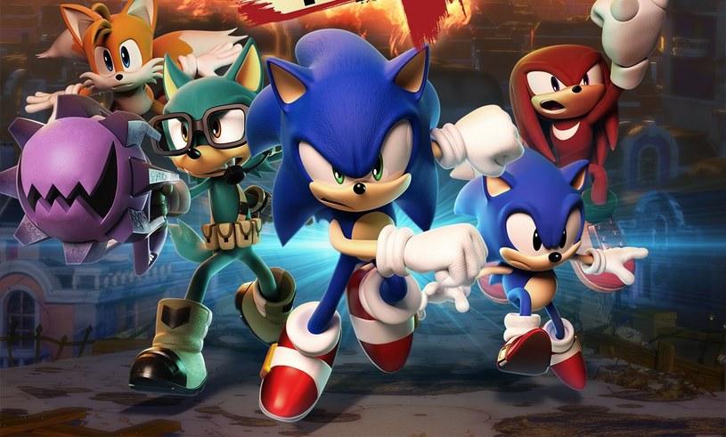 Sonic Forces /materiały prasowe