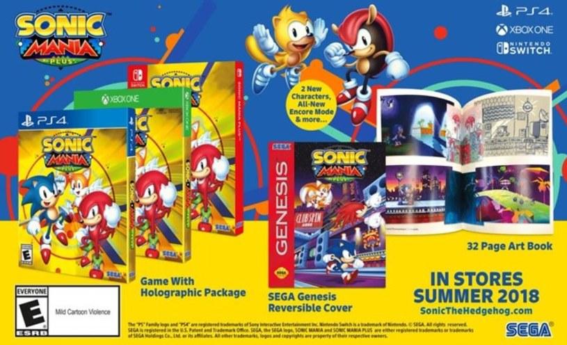Sonic Mania /materiały prasowe