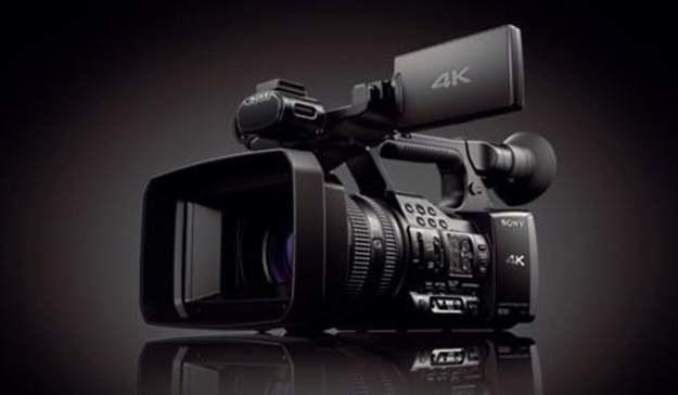 Sony 4K Handycam FDR-HX1 /materiały prasowe