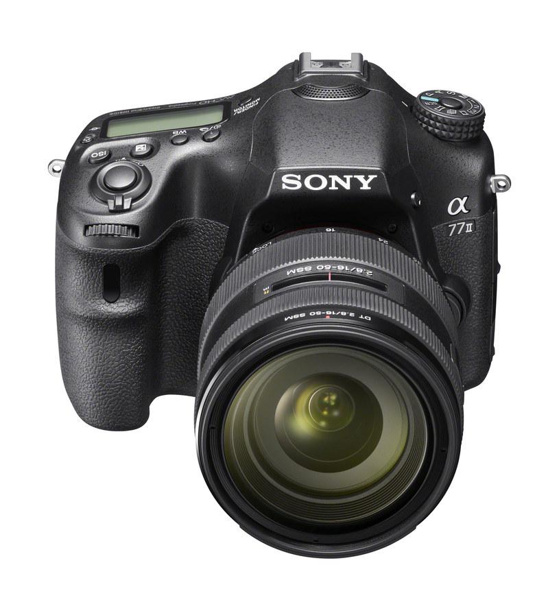 Sony Alfa 77 II /materiały prasowe