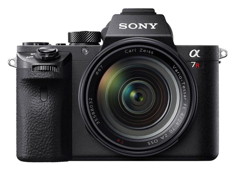 Sony Alfa 7R II /materiały prasowe